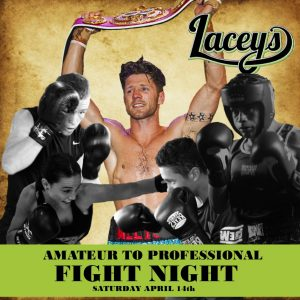 Fight Night Presented by Laceys