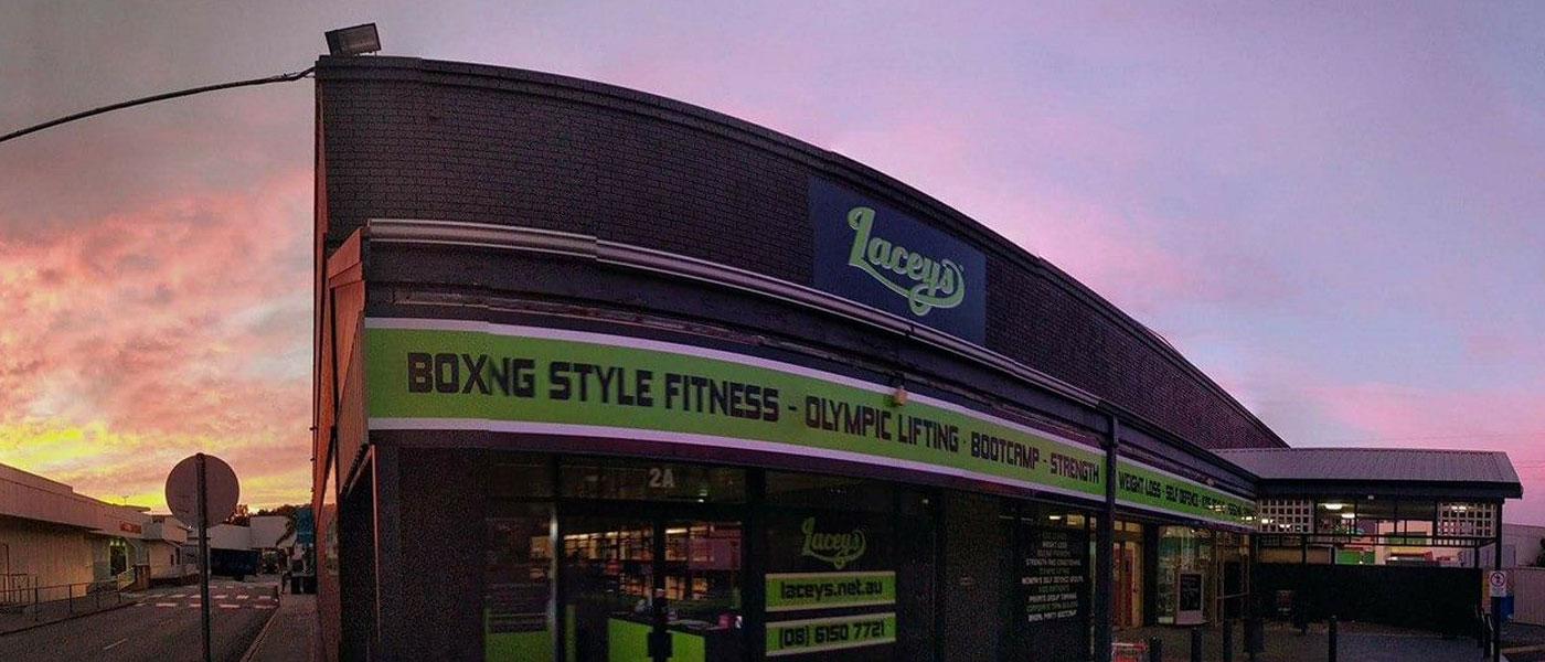 Lacey's Boxing Gym – Innaloo, WA