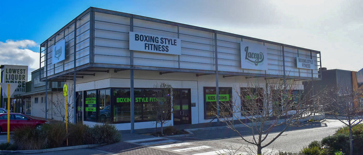 Lacey's Boxing Gym –  Currambine, WA