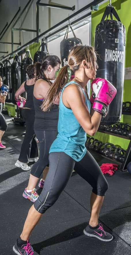 Boxing Gym in Joondalup, Innaloo & Wanneroo | Boxing & Fitness