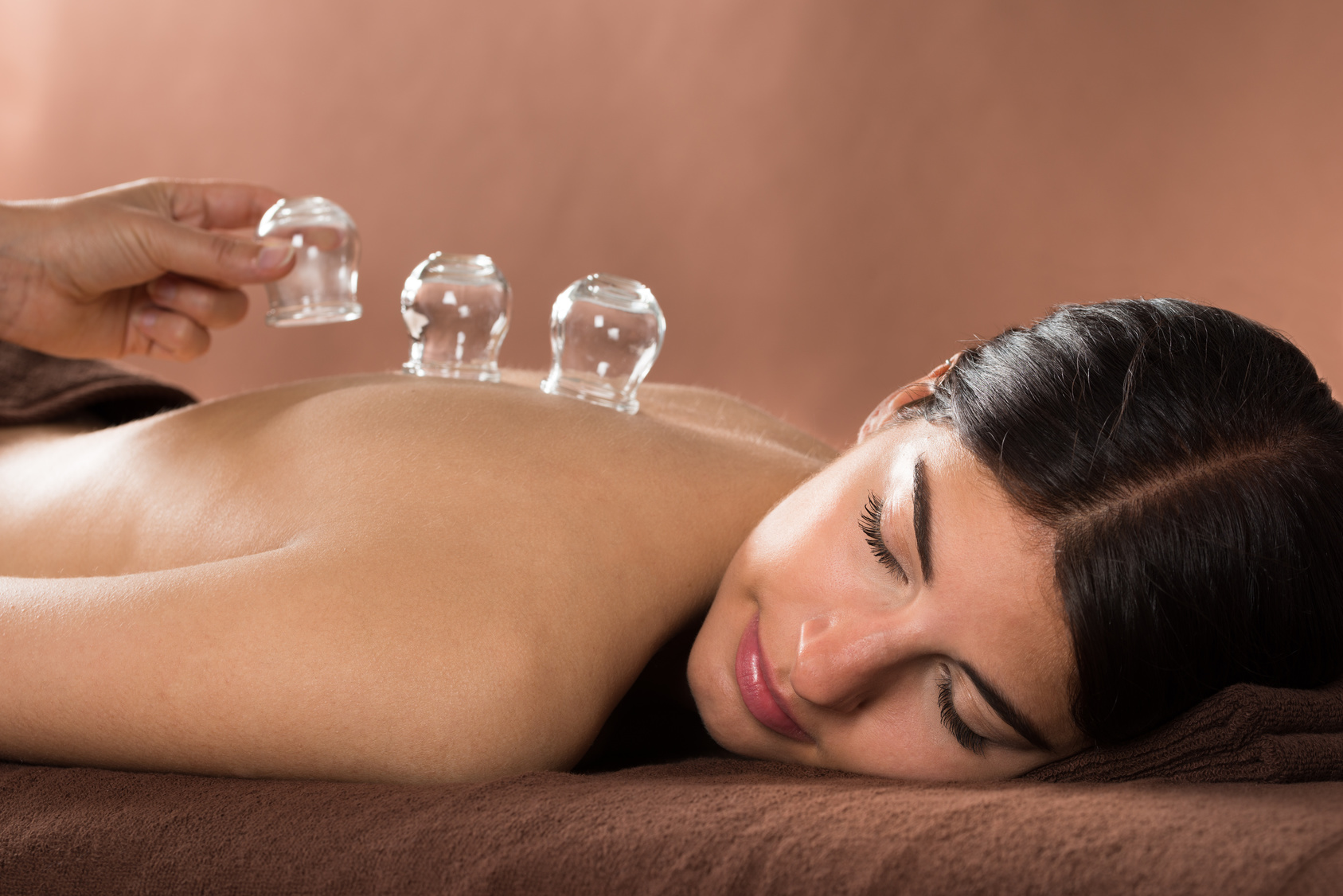 Acupuncture, massage and cupping with Adeel Munshi